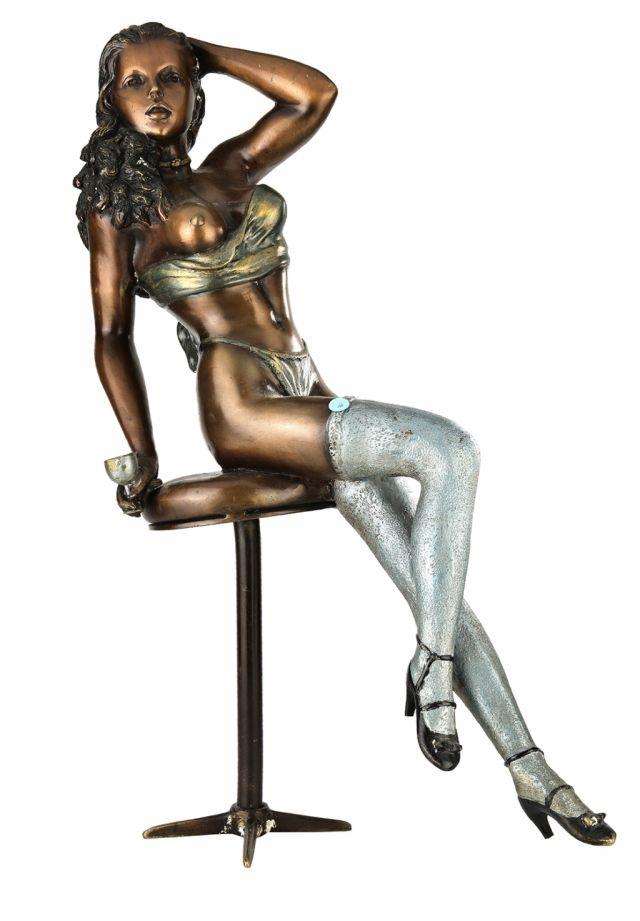 francois-bronzo-opera-unica-la-modella